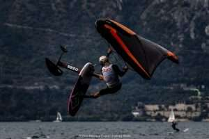 MOSES Hydrofoil is the new partner of Wing Foil Tour