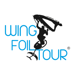 Wing Foil Tour Logo Black