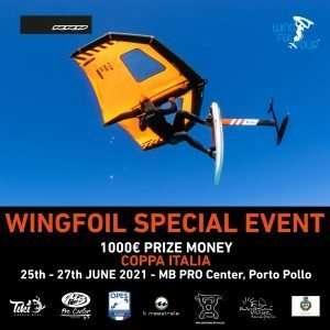 Coppa Italia Wing Foil Tour
