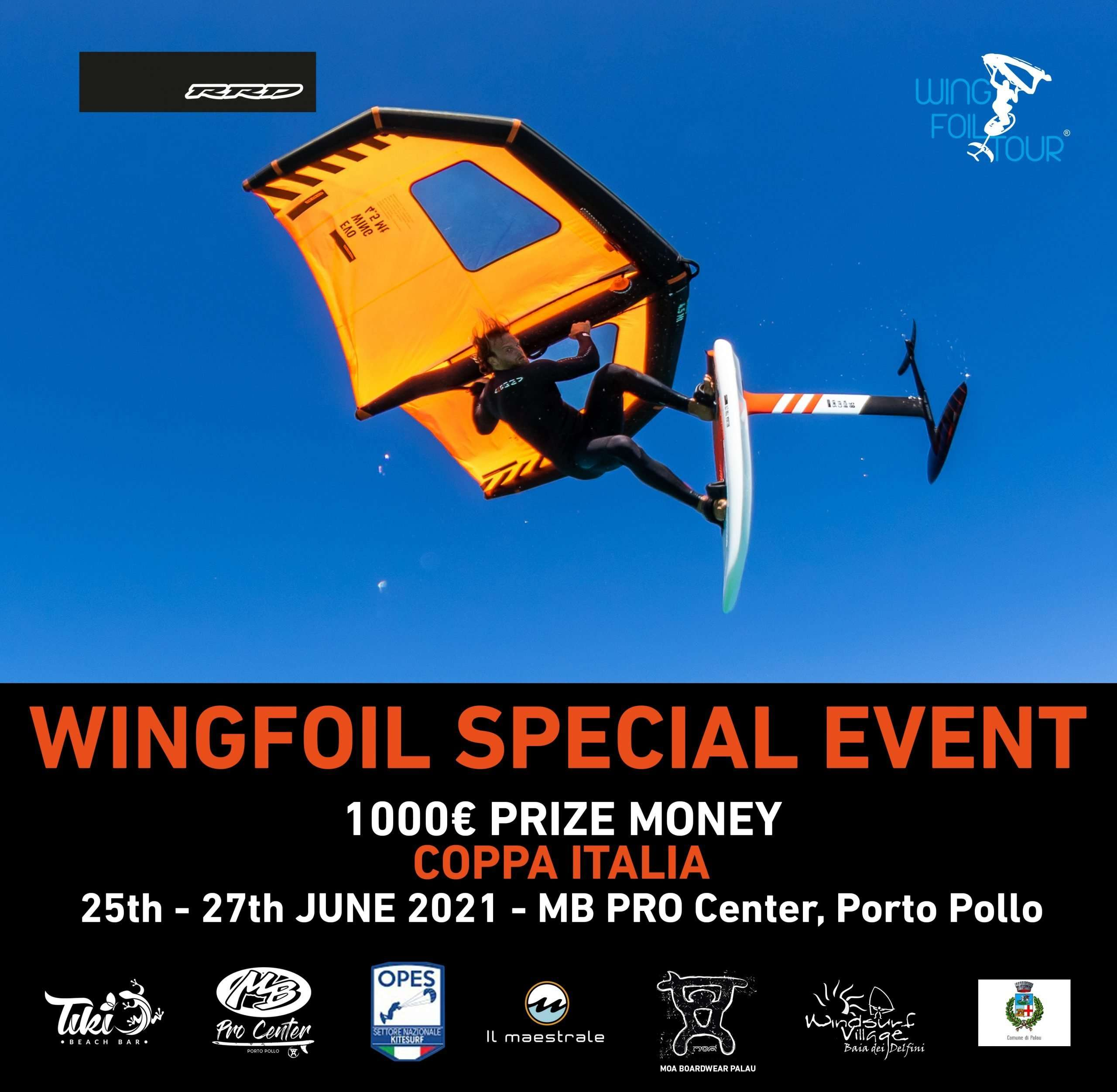 """Read more about the article Special Event RRD – """"Coppa Italia"""" @ Porto Pollo, (Sardinia)"""