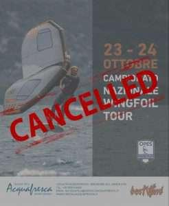 Read more about the article Annullata la tappa sul lago di Garda: il comunicato ufficiale