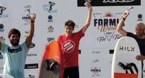 Read more about the article Wing Foil Tour 2021: La finale di Formia